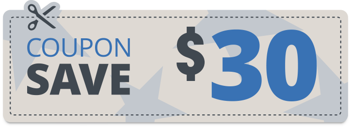 coupon-30-off-blue