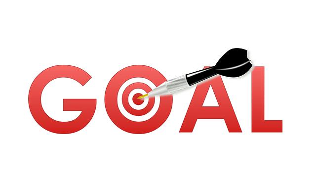 woman setting weight loss goals